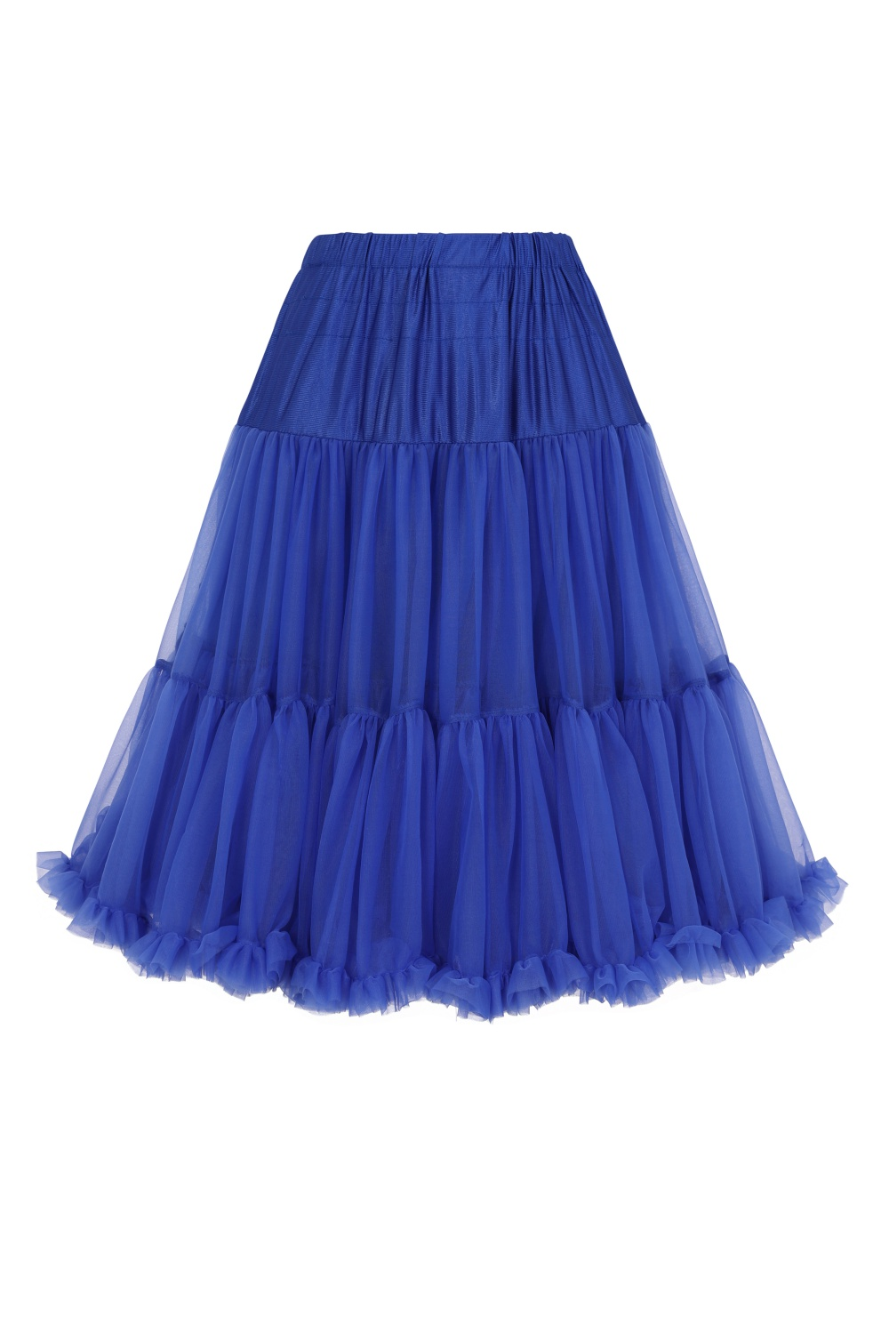Banned Retro 50s Starlite Royal Blue Petticoat