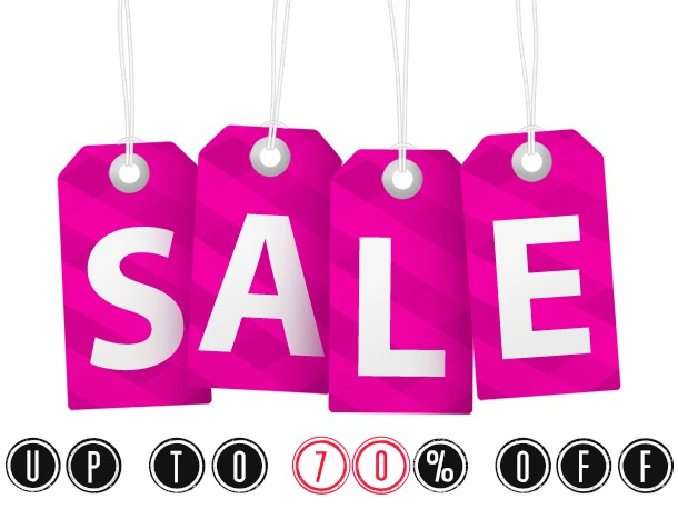 Up to 70% off our Winter Sale 2015!