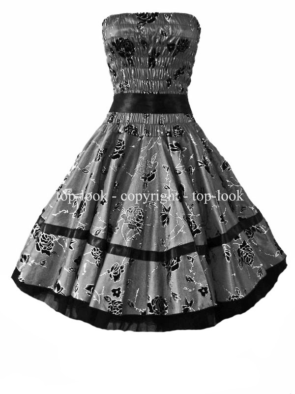 Go To Silver Glitter Prom Dress