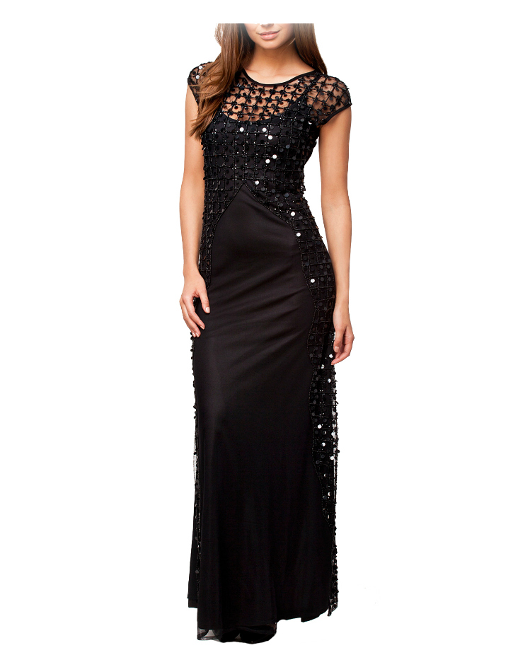 TFNC Money Penny Embellished Dress
