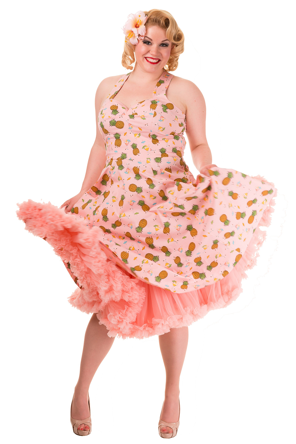 Banned This Love Dress With Optional Petticoat