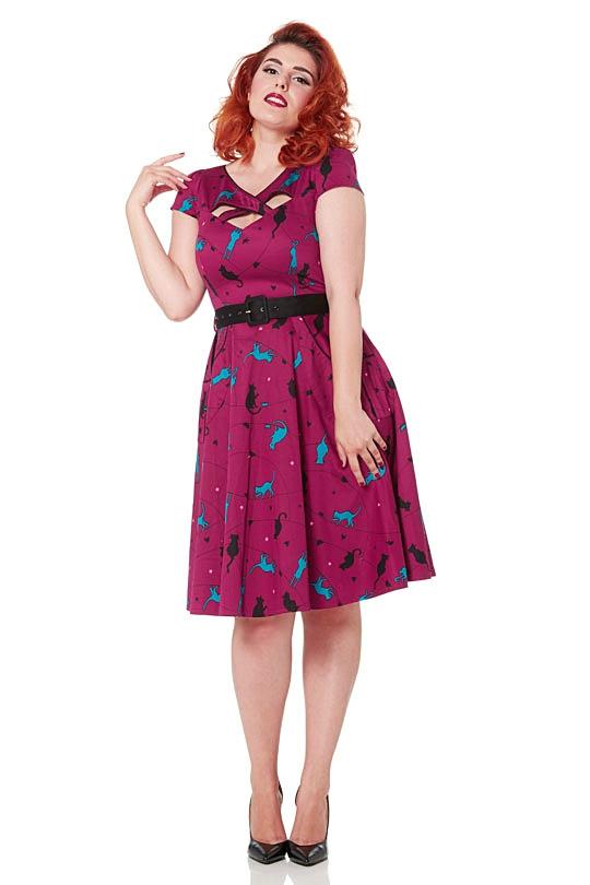 Voodoo Vixen Charlotte Dress