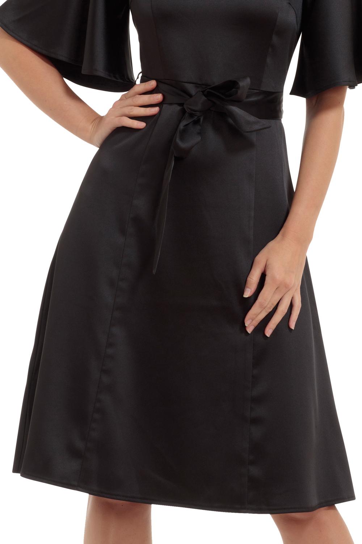 Voodoo Vixen Ellie 1930s Swing Dress