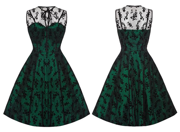 Enlarge Vintage Dress