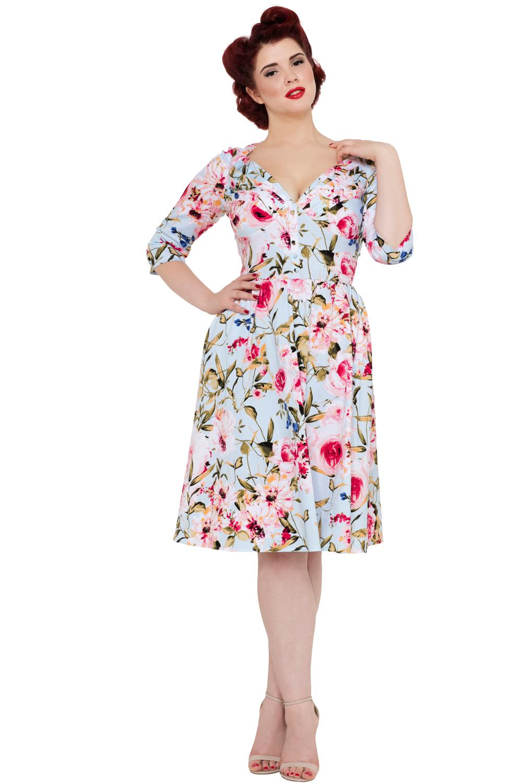 Voodoo Vixen Rosie Dress