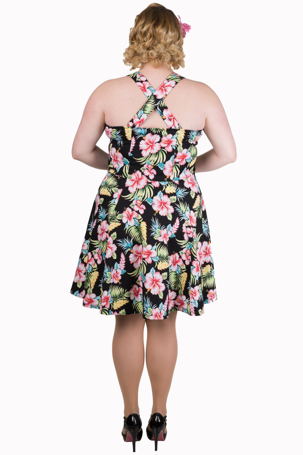 Dancing Days By Banned What Lies Ahead Plus Size Dress