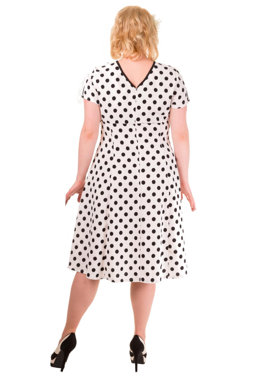 Banned Vintage White Wonderwall 1940s Dress
