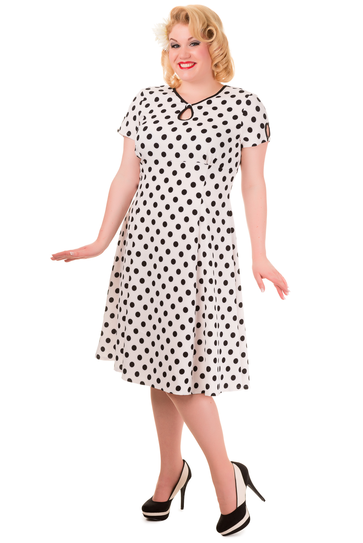 Vintage 1940s dresses plus size