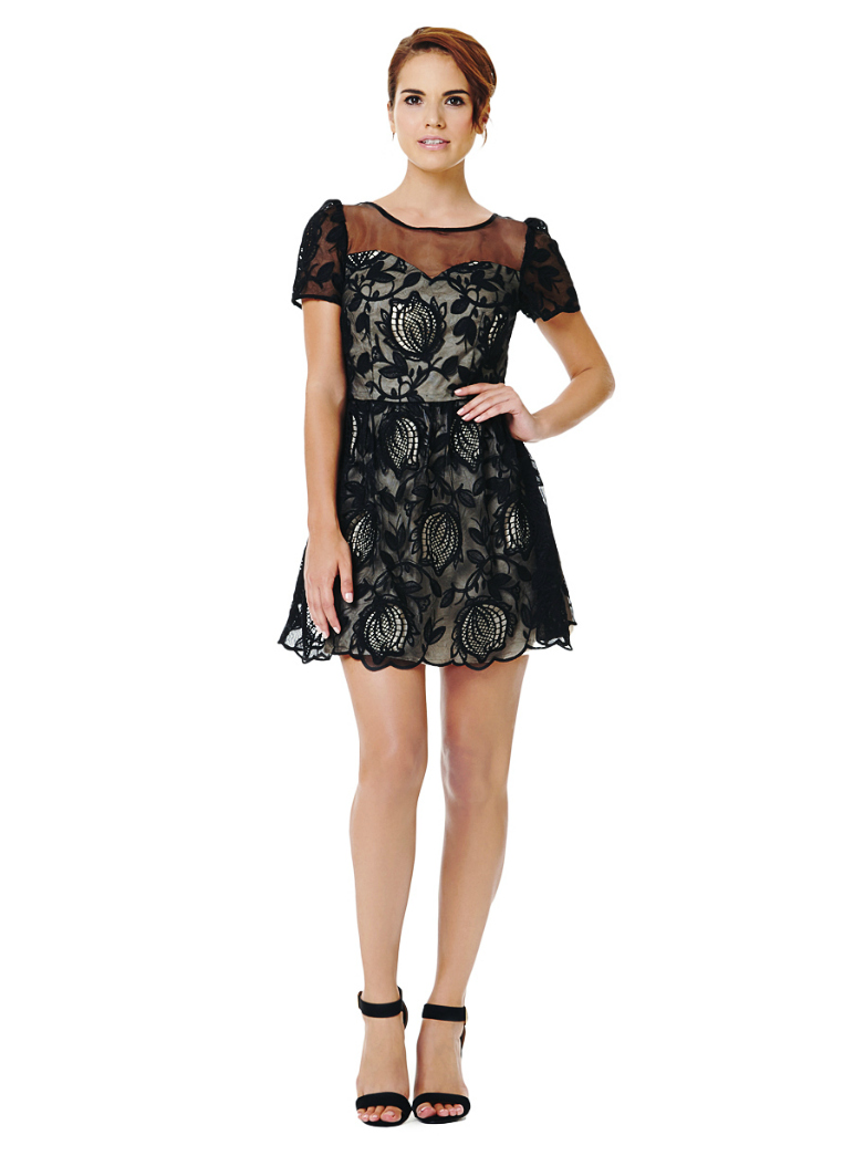 Chi Chi Beatrice Dress