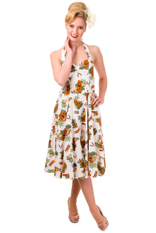 Banned Dreamer Tiki Dress