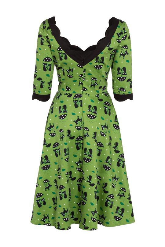 Voodoo Vixen Katniss Dress