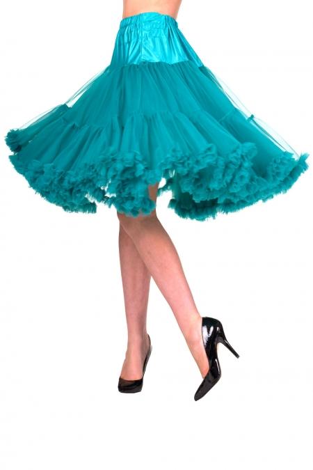 Banned Retro 50s Lizzy Lifeforms Emerald Petticoat