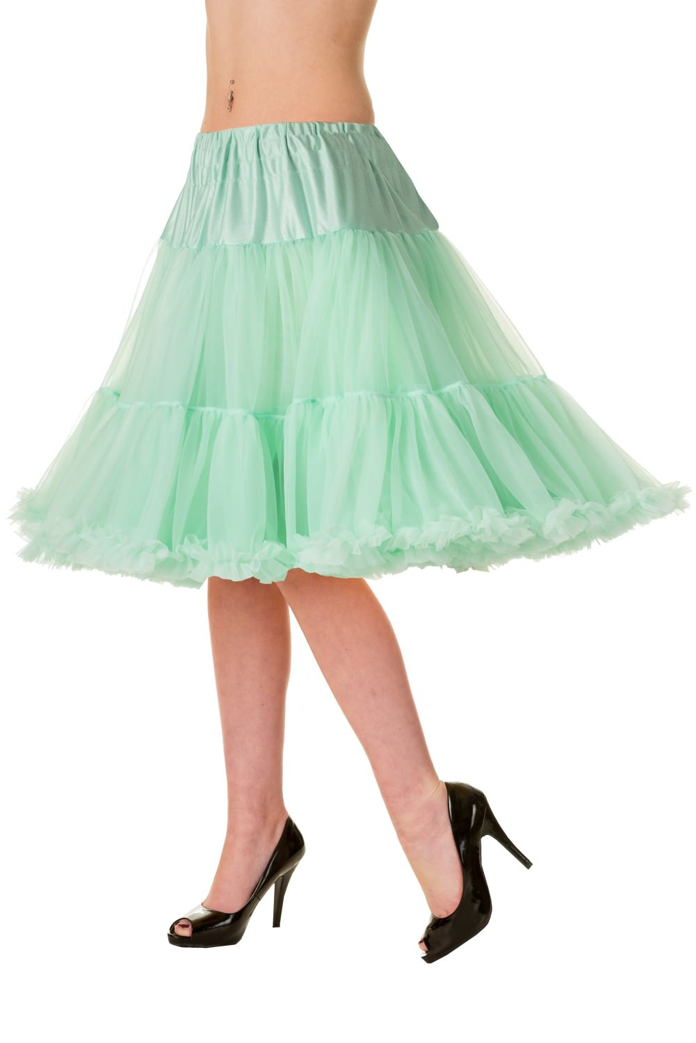Banned Retro 50s Walkabout Mint Petticoat
