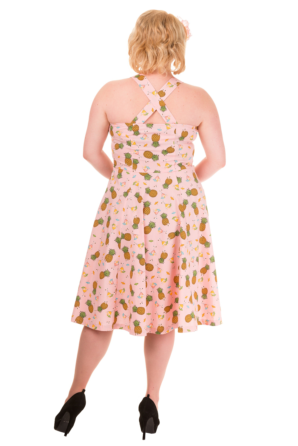 Banned Pineapple This Love Dress