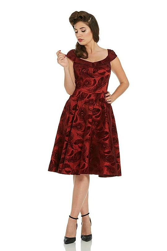 Voodoo Vixen Blair Dress