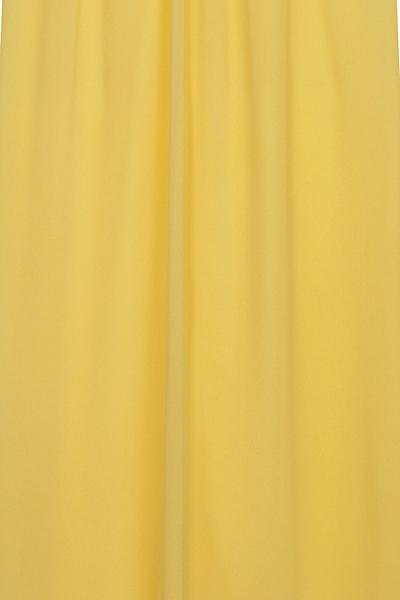 Yellow Lizzie Maxi Prom Dress